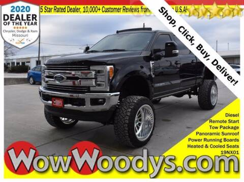 2019 Ford F-250 Super Duty for sale at WOODY'S AUTOMOTIVE GROUP in Chillicothe MO