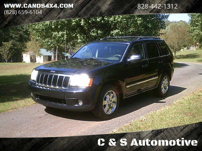 2009 Jeep Grand Cherokee for sale at C & S Automotive in Nebo NC