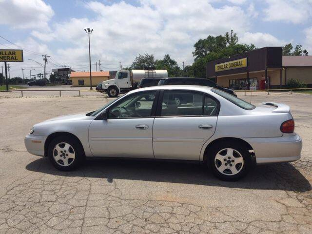 2005 Chevrolet Classic for sale at NATHAN'S AUTOMOTIVE INC in Noble OK
