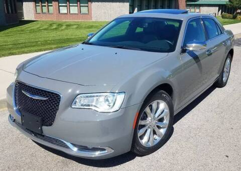 2018 Chrysler 300 for sale at J.K. Thomas Motor Cars in Spokane Valley WA