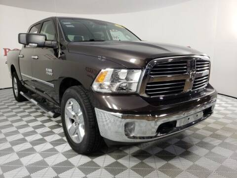 2016 RAM Ram Pickup 1500 for sale at BOZARD FORD in Saint Augustine FL