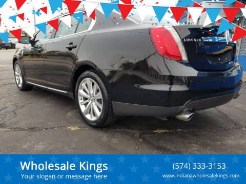 2009 Lincoln MKS for sale at Wholesale Kings in Elkhart IN