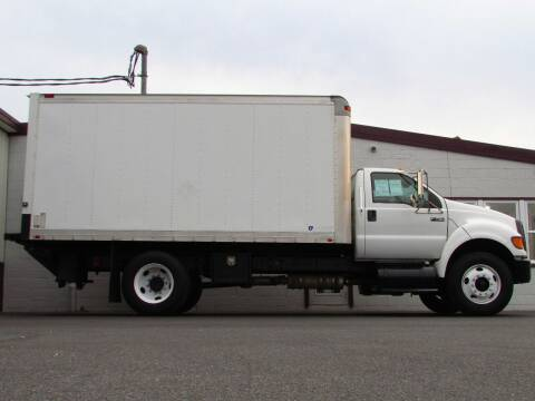 2009 Ford F-750 Super Duty for sale at Brubakers Auto Sales in Myerstown PA