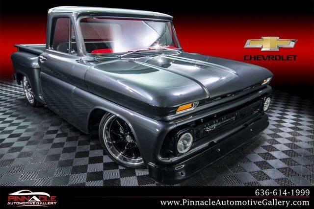 1966 Chevrolet Silverado 1500 SS Classic for sale in O Fallon, MO
