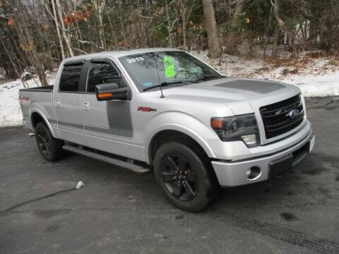 2013 Ford F-150 for sale at Route 4 Motors INC in Epsom NH