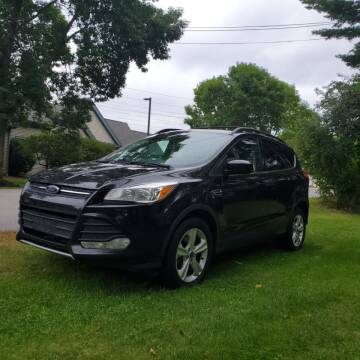2015 Ford Escape for sale at Stellar Motor Group in Hudson NH