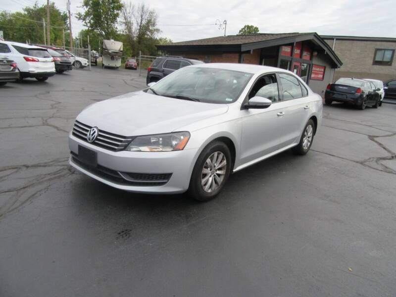 2012 Volkswagen Passat for sale at Riverside Motor Company in Fenton MO