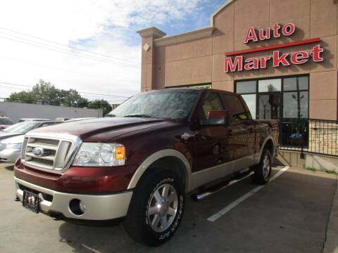 2007 Ford F-150 for sale at Auto Market in Oklahoma City OK