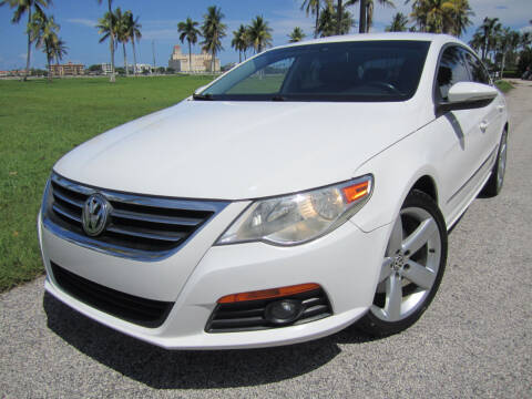 2011 Volkswagen CC for sale at FLORIDACARSTOGO in West Palm Beach FL