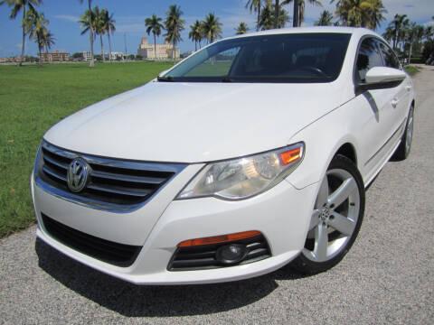 2011 Volkswagen CC for sale at FLORIDACARSTOGO in West Palm Beach FL