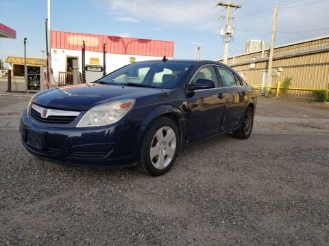 2009 Saturn Aura for sale at KHAN'S AUTO LLC in Worland WY