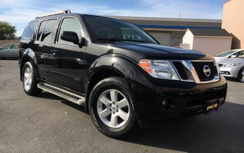 2011 Nissan Pathfinder for sale at Cars 2 Go in Clovis CA