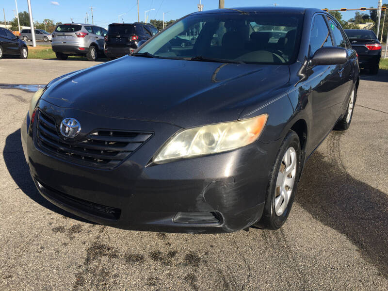 2009 Toyota Camry for sale at Capital City Imports in Tallahassee FL