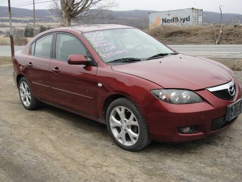 2009 Mazda MAZDA3 for sale at Turnpike Auto Sales LLC in East Springfield NY