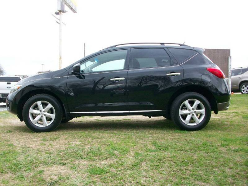 2009 Nissan Murano for sale at BJR AUTO SALES in Wylie TX