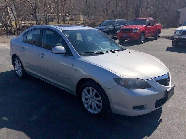 2007 Mazda MAZDA3 for sale at INTERNATIONAL AUTO SALES LLC in Latrobe PA