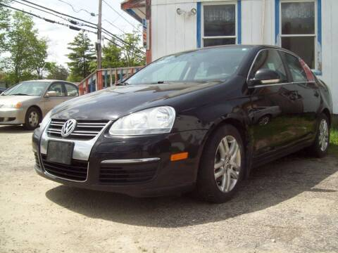 2010 Volkswagen Jetta for sale at Frank Coffey in Milford NH