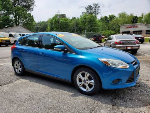2014 Ford Focus for sale at Import Plus Auto Sales in Norcross GA