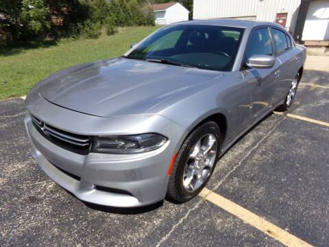 2015 Dodge Charger for sale at Rose Auto Sales & Motorsports Inc in McHenry IL