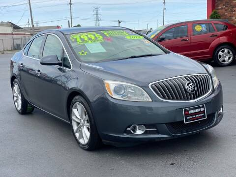 2012 Buick Verano for sale at Premium Motors in Louisville KY