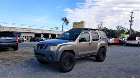 2005 Nissan Xterra for sale at TOMI AUTOS, LLC in Panama City FL