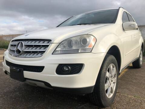 2007 Mercedes-Benz M-Class for sale at Speedy Auto Sales in Pasadena TX