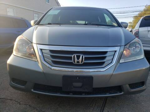 2010 Honda Odyssey for sale at RMB Auto Sales Corp in Copiague NY