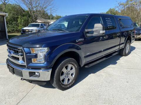 2016 Ford F-150 for sale at Auto Class in Alabaster AL