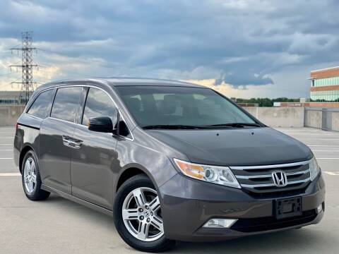 2011 Honda Odyssey for sale at Car Match in Temple Hills MD