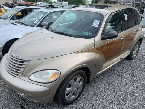 2003 Chrysler PT Cruiser for sale at Trocci's Auto Sales in West Pittsburg PA
