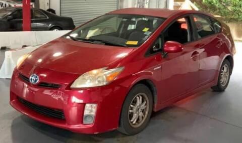 2010 Toyota Prius for sale at Klassic Cars in Lilburn GA