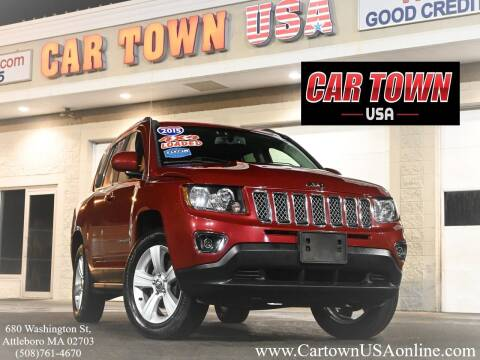 2015 Jeep Compass for sale at Car Town USA in Attleboro MA