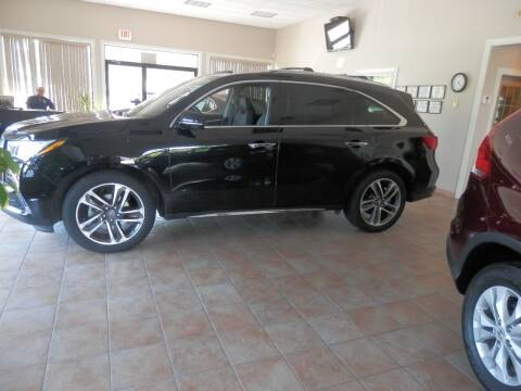 2017 Acura MDX for sale at ABSOLUTE AUTO CENTER in Berlin CT