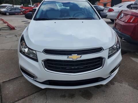 2016 Chevrolet Cruze Limited for sale at Steve's Auto Sales in Sarasota FL