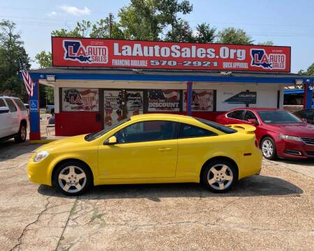 2007 Chevrolet Cobalt for sale at LA Auto Sales in Monroe LA
