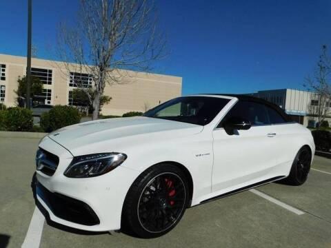 2018 Mercedes-Benz C-Class for sale at Conti Auto Sales Inc in Burlingame CA