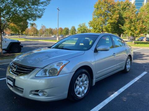 2012 Nissan Altima for sale at Dreams Auto Group LLC in Sterling VA
