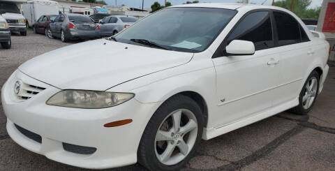 2004 Mazda MAZDA6 for sale at AZ Auto and Equipment Sales in Mesa AZ