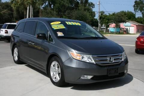 2012 Honda Odyssey for sale at Mike's Trucks & Cars in Port Orange FL