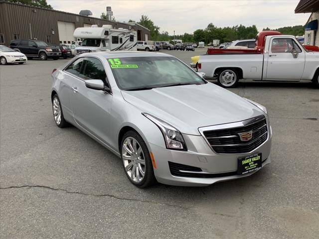 2015 Cadillac ATS for sale at SHAKER VALLEY AUTO SALES in Enfield NH