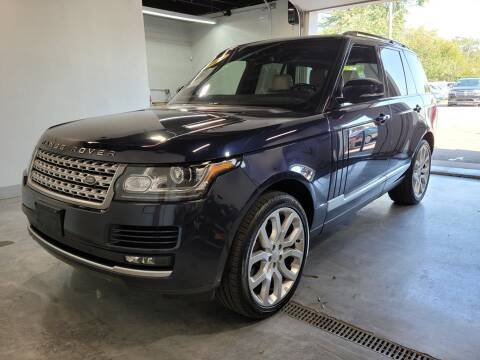 2016 Land Rover Range Rover for sale at Redford Auto Quality Used Cars in Redford MI