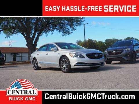2018 Buick LaCrosse for sale at Central Buick GMC in Winter Haven FL