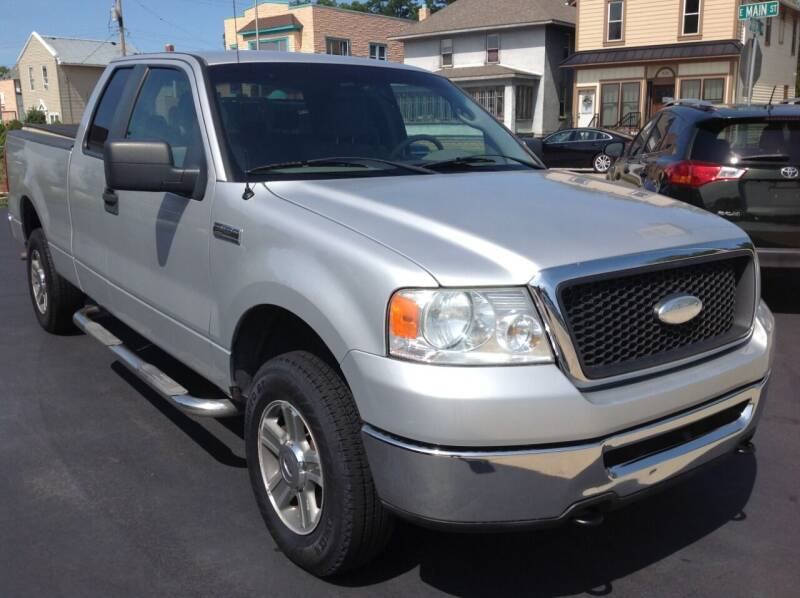 2007 Ford F-150 for sale at Sindic Motors in Waukesha WI