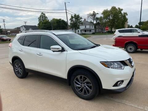 2016 Nissan Rogue for sale at Kobza Motors Inc. in David City NE