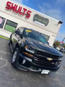 2018 Chevrolet Silverado 1500 for sale at Shults Resale Center Olean in Olean NY