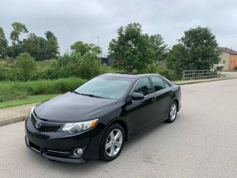 2013 Toyota Camry for sale at Abe's Auto LLC in Lexington KY