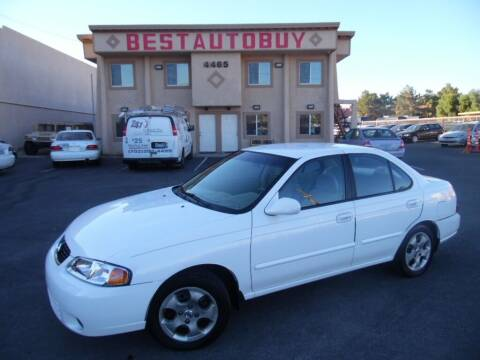 2003 Nissan Sentra for sale at Best Auto Buy in Las Vegas NV