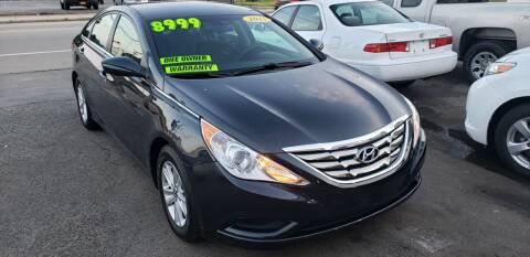 2013 Hyundai Sonata for sale at TC Auto Repair and Sales Inc in Abington MA