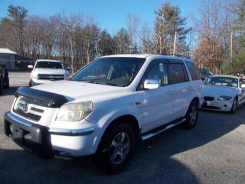 2006 Honda Pilot for sale at Manchester Motorsports in Goffstown NH