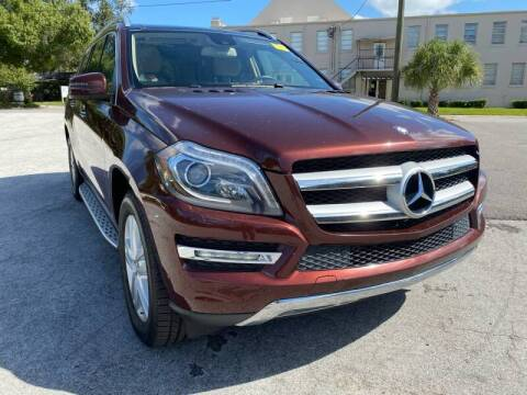 2014 Mercedes-Benz GL-Class for sale at LUXURY AUTO MALL in Tampa FL